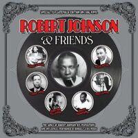 "ROBERT JOHNSON & FRIENDS SPECIAL 2 LP GATEFOLD EDITION 180G VINYL 12"" RECORD"