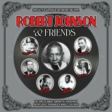 "ROBERT JOHNSON & FRIENDS SPECIAL 2 LP GATEFOLD EDITION 180G VINYL 12"" RECORD"