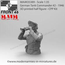 MAIM GERMAN TANK COMMANDER #2 35389