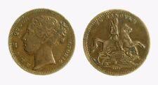 pci4089) British Token. H.M.G.M Queen Victoria Jeton. 1830 To Hanover