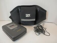 TUNE BELT with Vintage Coby CX-17 AM/FM/ Stereo Cassette Player-VGC-Free Shippin