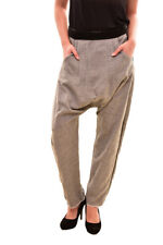 One Teaspoon Women's Dirty Wrk Harem Pants Size XS Pepper RRP $140 BCF81