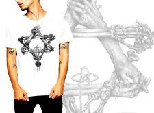 Medieval t-shirt, gothic, Goth, Death Rider, occult, vintage, Halloween, zombie