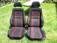 Recaro VW Edition Gti Sitze mit Sitzheizung Fahrer + Beifahrer Golf 3 Polo 6N 2S