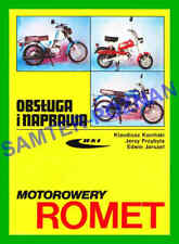 Romet 50 (1980-1994) Ogar Chart Kadet motorynka Pony - instrukcja napraw