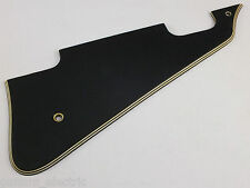 Aged black 5 Capas 54 Pickguard Para Gibson Les Paul Custom Guitars