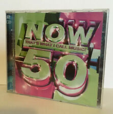 Various Artists - Now That's What I Call Music Vol.50 2 CD set (2001)