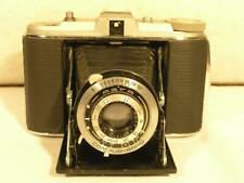 Vintage Agfa Isolette 120 6x6 Camera w/85mm F4.5 Apotar Lens In Compur Shutter