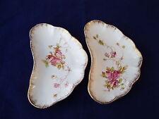 Vintage Johnson Brothers Bone Plates Dishes Roses England Royal Semi-Porcelain