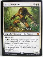 Magic commander 2017 - 1x Jazal Goldmane-Mythic RARE