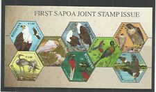 BOTSWANA 2004 FIRST SAPOA BIRDS MINISHEET SG,MS1027 UN/MM NH LOT 6345A