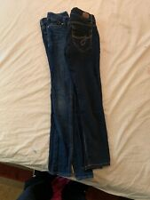 LOT OF 3 Jeans Size Slim7