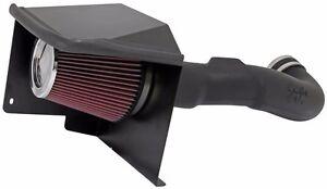 Fits Cadillac Escalade 2009-2014 6.2L K&N 63 Series Aircharger Cold Air Intake