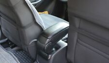 Centre Console Armrest Box Black To Fit Ford Fiesta MK6 MK7 MK8 MK9 (2009-17)