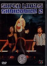 SUPER LADIES SHOWDOWN 2 - DVD - REGION 2 UK