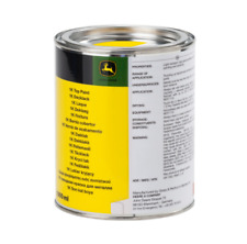 More details for john deere yellow paint 1l tin for mowers and tractors
