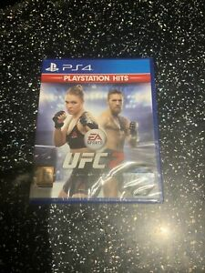 PLAYSTATION 4 PS4 GAME UFC 2 NEW & SEALED