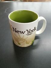 Starbucks New York Collectors City Global Icon Coffee Mug Cup 2009 Very Nice