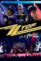 ZZ TOP - LIVE AT MONTREUX 2013 (DVD)   DVD NEW+