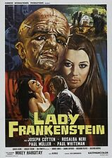 Lady Frankenstein 1971 Horror Movie Film PC Windows iPad INSTANT WATCH