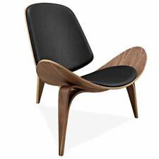 Creative Designer Single Sofa shell Chair Smile Dining Room Chairs Lounge Sofa