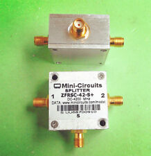 1pc Mini Circuits Zfrsc-42-S+ Dc-4200Mhz Sma Rf microwave power splitter