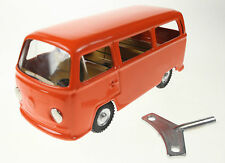 VW CLOCKWORK TOYS  KOMBI EUROPEAN MADE CE CERT LICENSED TOYS