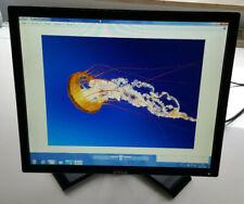"""Dell LCD Monitor E190Sf 19"""" 1280 x 1024  250 cd/m² VGA Schwarz TCO03"""