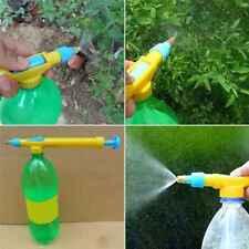 Pressure Water Pump Spray Bottle Trolley Garden Mini Manual Sprayer Plastic