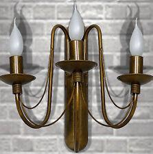 Wandleuchten im Antik-Stil mit 1-3 Lichtern
