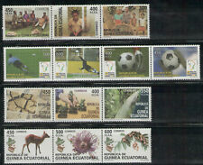 Guinea Equatorial Year 2008 Complete