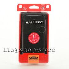 Ballistic SG Rugged Tough Jacket Hard Case Cover for Moto Motorola G4 Play Black