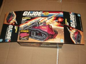 1988 Hasbro GI Joe COBRA IMP box