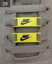 ✅Neue Nike Air Force Jordan 1 Schuh Schnallen Buckles Lace Locks 2 Stück✅