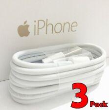 Genuine Lightning a USB Cargador Cable de plomo para Apple iPhone 7 6 se 5 5C 5S