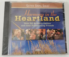 Harmony in the Heartland Gloria GaitherBill Gaither & The Homecoming Friends CD