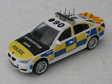1/43rd  Code3 BMW M5 GREATER MANCHESTER POLICE INTERCEPTOR