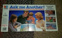 Vintage 1984 Ask Me Another! The Great Family Quiz Game MB Games FREE P&P