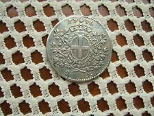 More details for 1796  rare  maltese  silver scudo (12 tari ) coin...  emmanuel de rohan...    ns