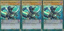 Odd-Eyes Arc Pendulum Dragon LEDD-ENC00 Ultra Rare X 3 1st Mint YUGIOH
