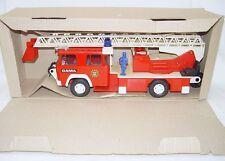 Gama Germany 1:24 MAGIRUS-DEUTZ FIRE ENGINE Plastic Toy Model Truck 50cm MIB`70!