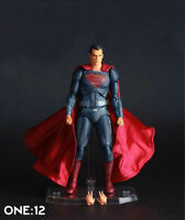 "6"" Justice League Superman Action Figure Statue Crazy Toys Model Toy Doll"