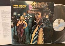TOM WAITS The Heart Of Saturday Night Asylum 7E-1015 plays EX