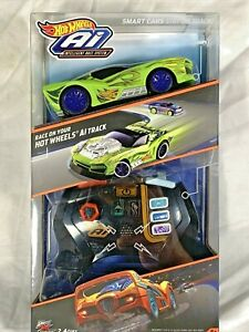 Hot Wheels Ai Intelligent Race System Turbo Diesel Smart Car with Controller