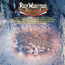 RICK WAKEMAN JOURNEY TO THE CENTRE OF THE EARTH REMASTERED CD NEW