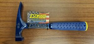 Estwing E6-22BLC 22oz Big Blue Big Face Bricklayer Masonry Hammer New