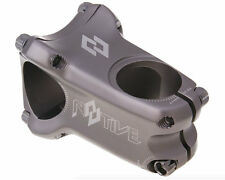 Mountain Bike N8tive Grey Enduro Stem Cold Forged 31.8mm ext 50mm 0° Angle
