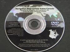 GM CADILLAC ESCALADE NAVIGATION DVD US CANADA 9.3 OEM 20945286 86271-60V705