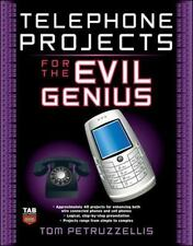 Telephone Projects for the Evil Genius by Petruzzellis, Thomas