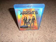 CHARLIE'S ANGELS blu-ray BRAND NEW FACTORY SEALED movie